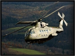 Lot, Lockheed VH-71, Niski